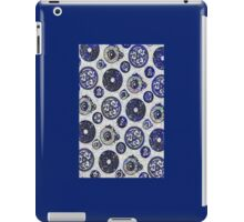 Old Blue iPad Case/Skin