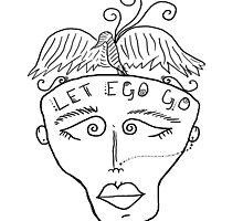 Let Ego Go from MotherHenna.com by motherhenna