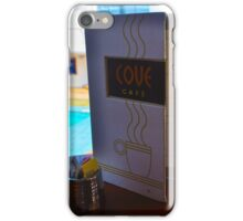 The Cove Cafe iPhone Case/Skin