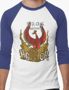Bros Before Ho-ohs Men's Baseball ¾ T-Shirt