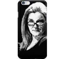 Kate Mulgrew  iPhone Case/Skin