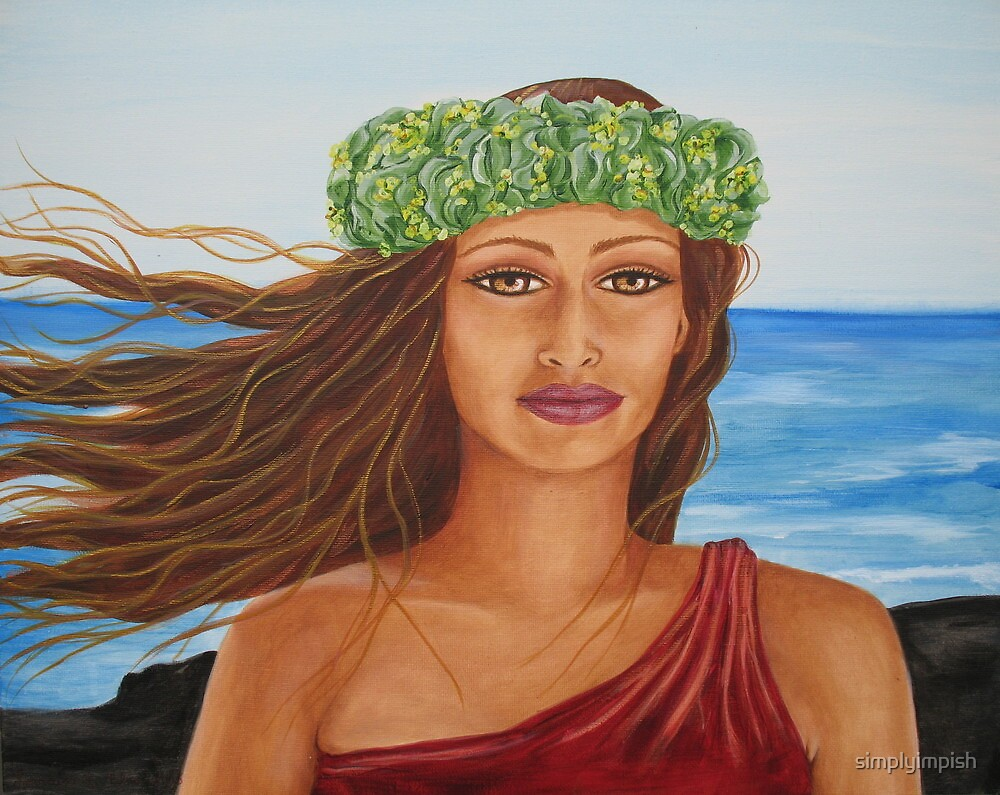 Sea Breeze by simplyimpish