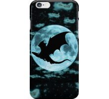 Moonlight Dragon-Smaug iPhone Case/Skin