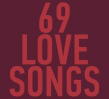 69 Love Songs - The Magnetic Fields by toligrant
