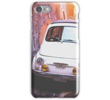 Oldschool Fiat 500 iPhone Case/Skin