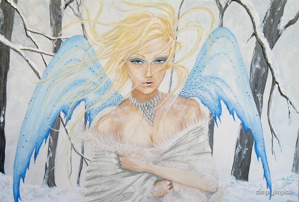 Snow Queen by simplyimpish