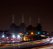 Battersea Trails by LeeMartinImages