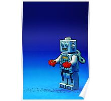 Robbie the Robot Poster