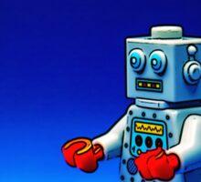 Robbie the Robot Sticker