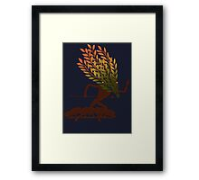 From the Wild Wood Framed Print