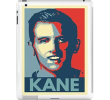 Kane - Hope iPad Case/Skin