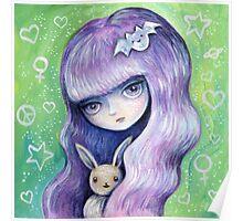 My Eevee Poster