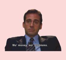mo money, mo probs Kids Clothes