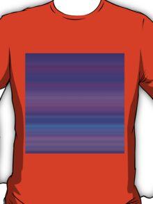 Evening Sky Stripes T-Shirt