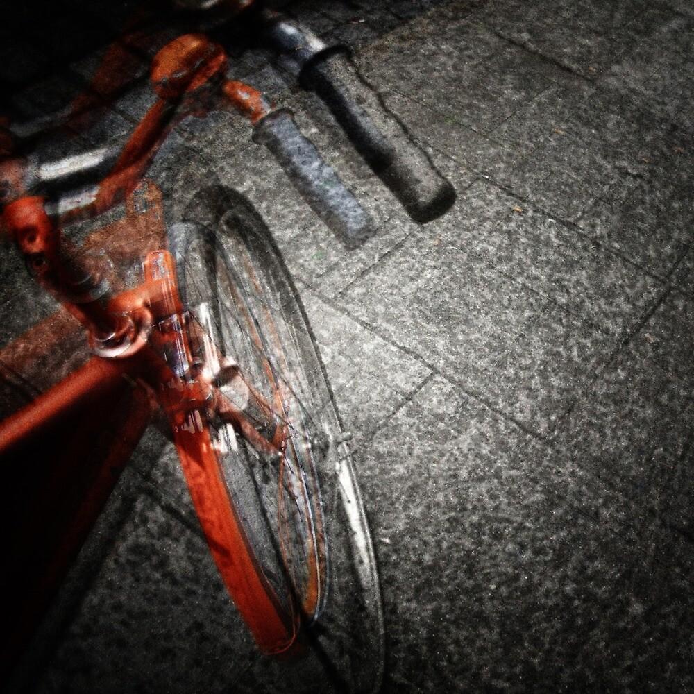 syd's bike by codswollop