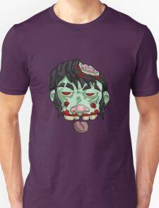 zombie music(less)... Unisex T-Shirt