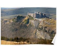 Carreg Cennen Castle  Poster