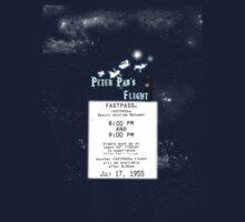 Peter Pan's Flight- Fastpass Kids Clothes