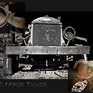 1936 Mack Truck  by Phillip M. Burrow