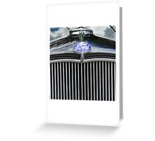 Ford Model A Madness 6 Greeting Card