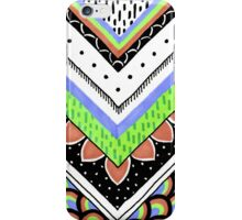 Tropical Chevron iPhone Case/Skin