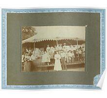 Flora Creason, George, Ann Yates, Mrs Creason Poster