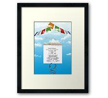 Expedition Everest Fastpass Framed Print