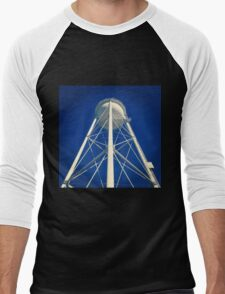 UC Davis Water Tower Men's Baseball ¾ T-Shirt