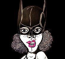 Bat Girl by n3rds
