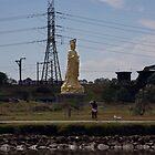 Maribyrnong wanders - Footscray (#2) by Col  Finnie