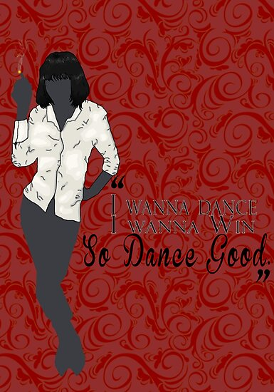 Mia Wallace- So Dance Good by Margybear