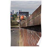 Maribyrnong wanders - Footscray (#3) Poster