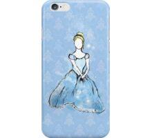 Cinderella- Plain iPhone Case/Skin