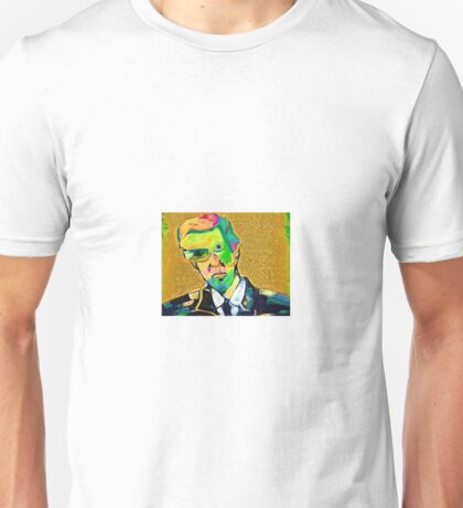 Guess who's coming to dinner? Unisex T-Shirt