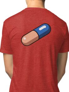 Kaneda's Jacket Design (Akira) Tri-blend T-Shirt