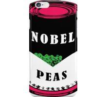 Nobel Peas iPhone Case/Skin