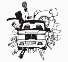 Turbo Brick by DadRockIsDead