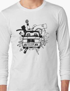 Turbo Brick Long Sleeve T-Shirt