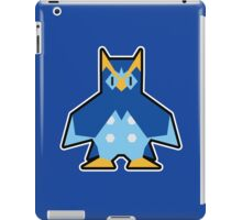 Pocket man: Fancy Penguin iPad Case/Skin