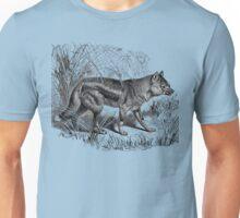 sidestriped jackal Unisex T-Shirt