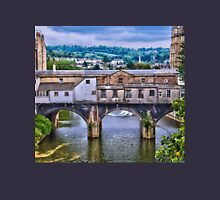 Bath, Pulteney Bridge Unisex T-Shirt