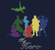 My Hero! by Margybear