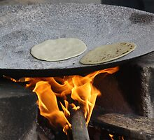 Tortillas by Jennifer Sands