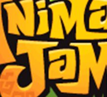 Animal Jam Logo Sticker