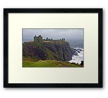 Dunnottar Castle Aberdeenshire Framed Print