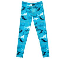shark park Leggings