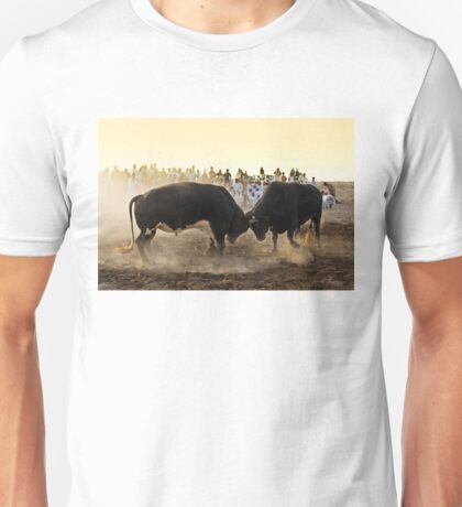 Bullfight Unisex T-Shirt
