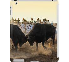Bullfight iPad Case/Skin