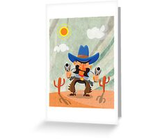 Dwight McStetson Greeting Card