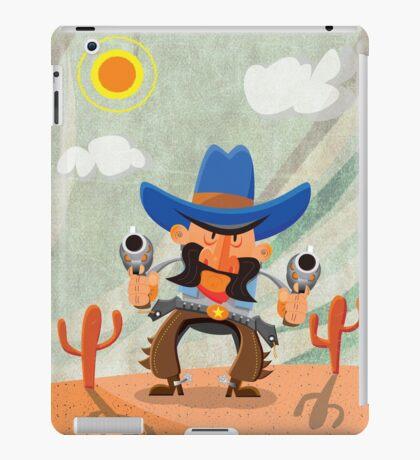 Dwight McStetson iPad Case/Skin